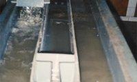 1993年国庆中心岛式一体化氧化沟试验模型建成